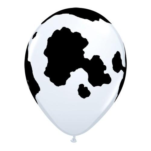Balloon Holstein Cow