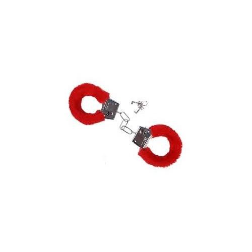Wrist cuffs - red