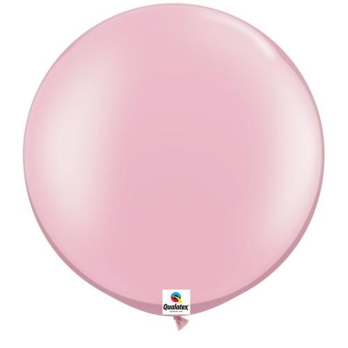Balon Pearl Pink 75 cm