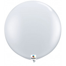 Balon Diamond Clear - 90 cm - 2 kom