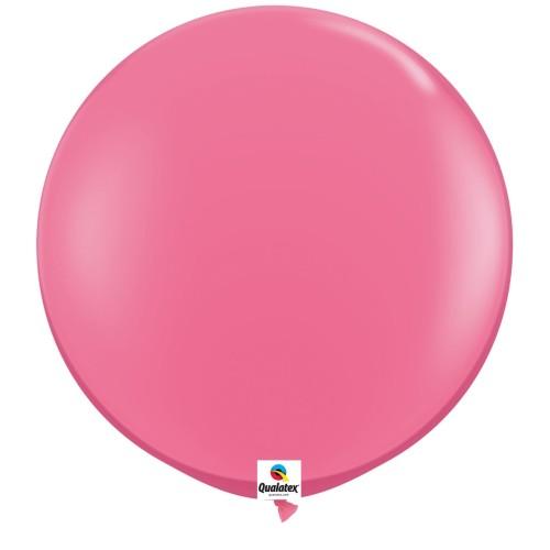 Balon Rose 90 cm