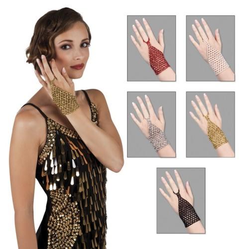 Choker rokavica - 5 barv