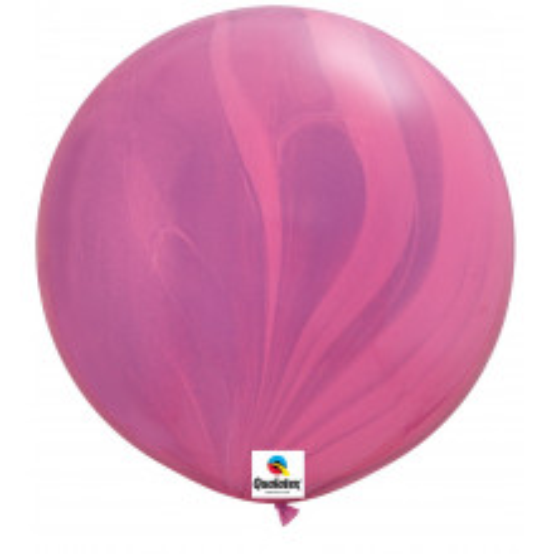 Balon SA P - Violet 75 cm