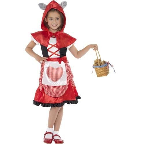 Rotkäppchen Kostüm