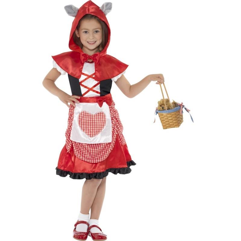 Magicballons Rotkappchen Kostum