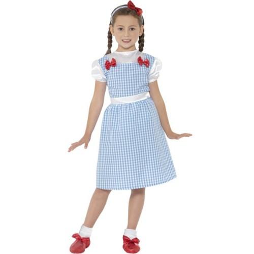 Podeželska deklica kostum