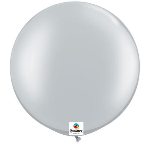 Balon Silver 75 cm