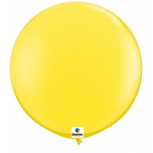 Balon Yellow 90 cm - 2 kom