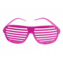Party glasses - light pink