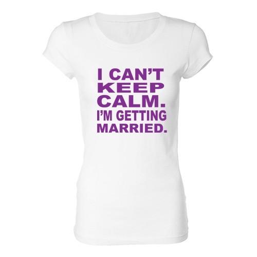 Woman T - Shirt - Keep calm