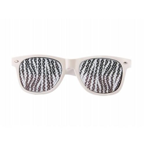 Zebra glasses
