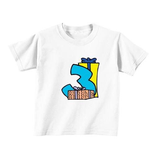 Otroška majica - Številka 3