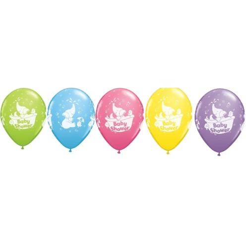 Balon slon baby shower