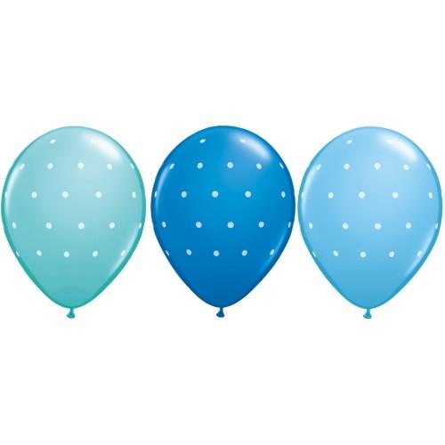 Balloon Small Polka Dots