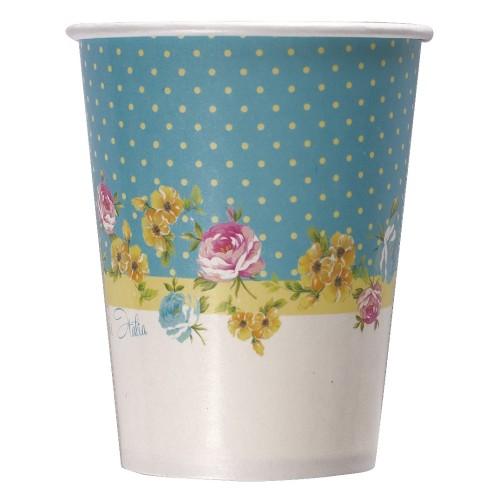 Flowers cups 250 ml