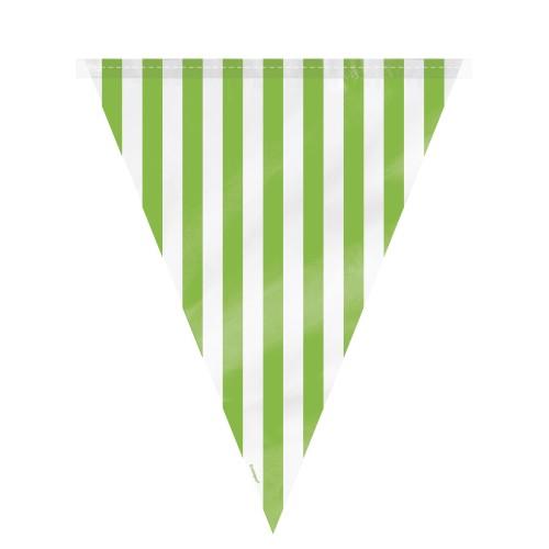 Zelene črte zastavice