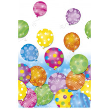 Twinkle Balloons tablecover