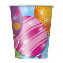 Twinkle balloons cups