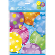 Twinkle balloons middle gift bag