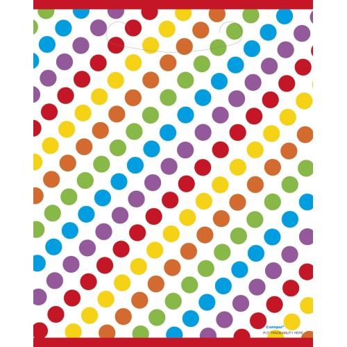 Middle gift bag - Rainbow