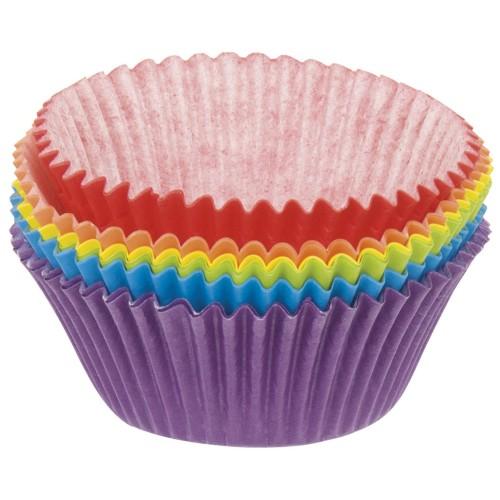 Regenbogen Muffins Set