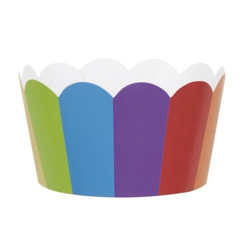 Rainbow Cupcake Decorating Kit