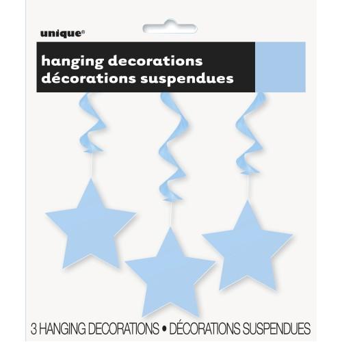 Hanging decoration - Baby blue