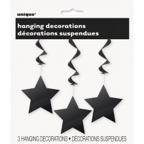 Hanging decoration - Black