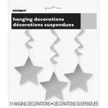 Hanging decoration - Silver