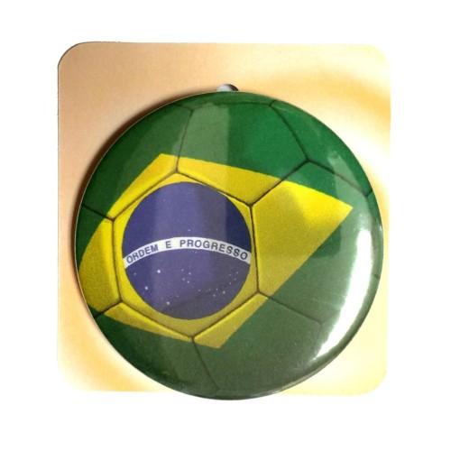 Button badge - Brazil