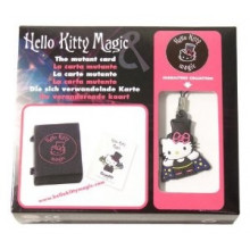 Hello Kitty Magic - čarobna škatlica