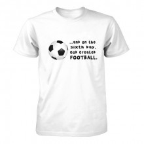 Men T - Shirt - Sixth day