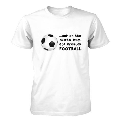 Moška majica - Šesti dan