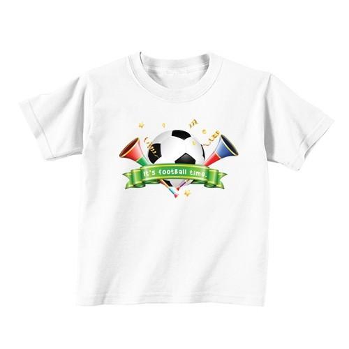 Kids T - Shirt - Football time