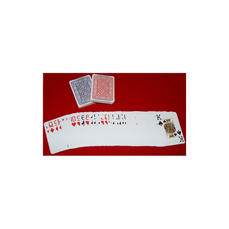 Manipulations cards - marked