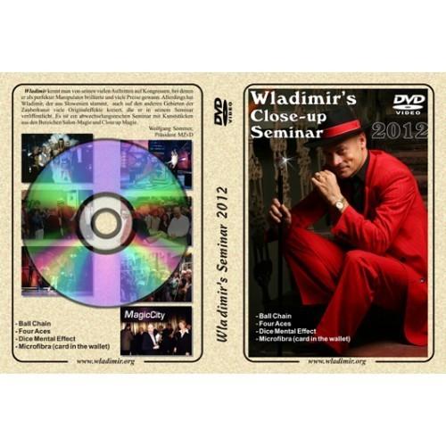 DVD Wladimir's Close-up Seminar 2012