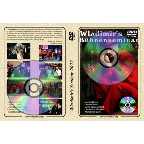 DVD Wladimirjev Seminar Oder 2012