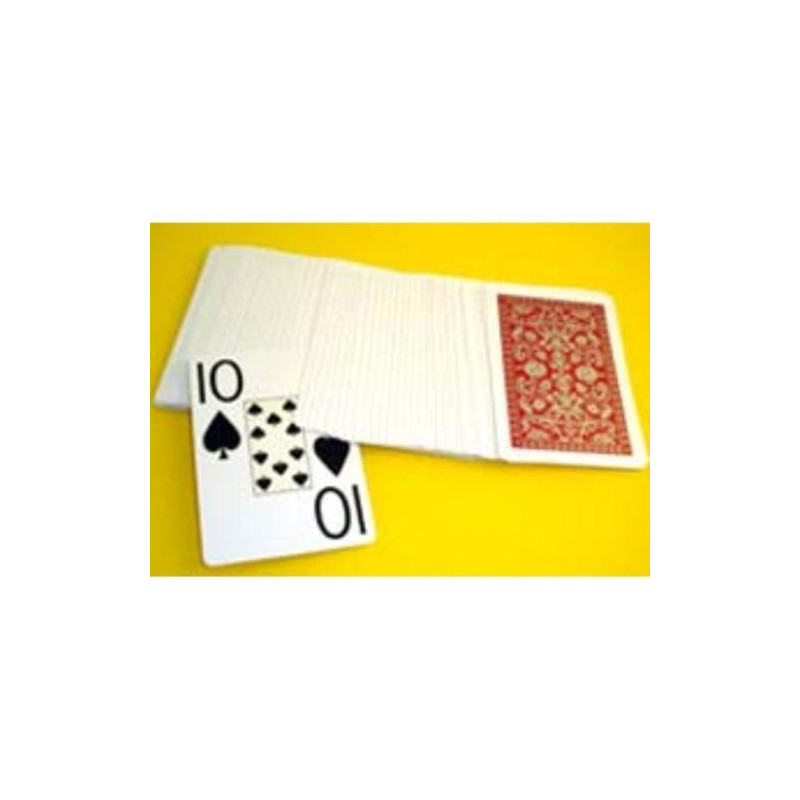 Jumbo Giant Anglo cards