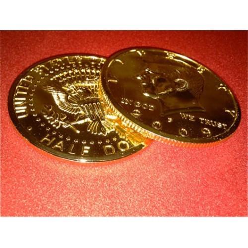 Jumbo kovanci 1/2 dolarja