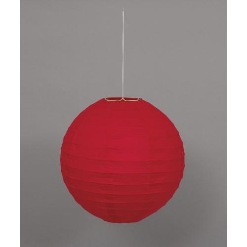 Lampijon - Red 25 cm