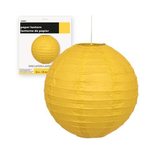 Lampijon - Yellow 25 cm