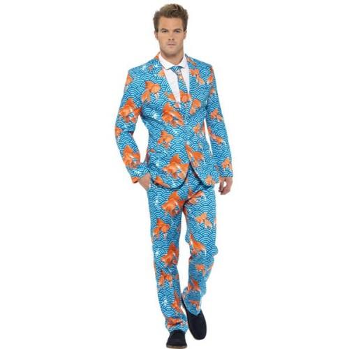 Moška obleka Goldfish