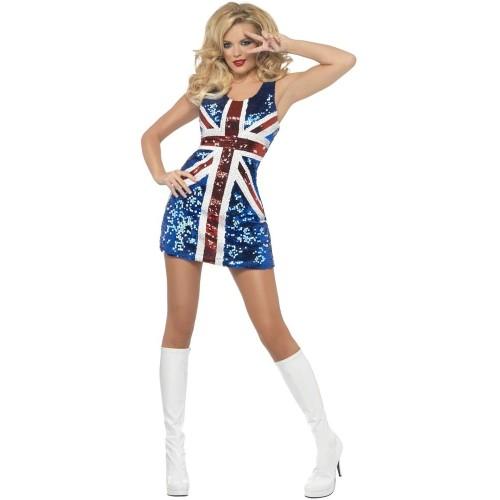 Britanka kostum