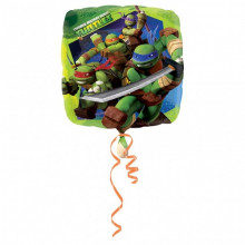 Teenage Mutant Ninja Turtles - foil balloon