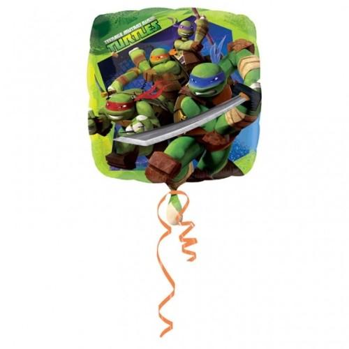 Teenage Mutant Ninja Turtles - folija balon