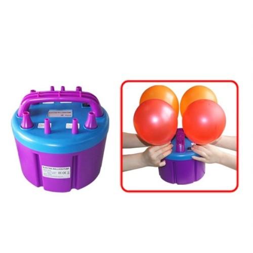 Električni napihovalec balonov s štirimi nastavki 900 W