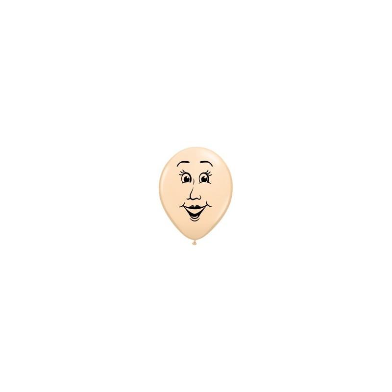 Man's - Woman's Face