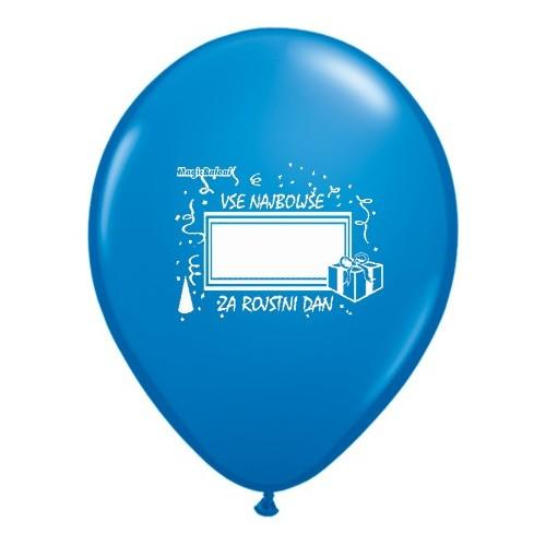 Balon Vse najboljše.. pripiši ime!