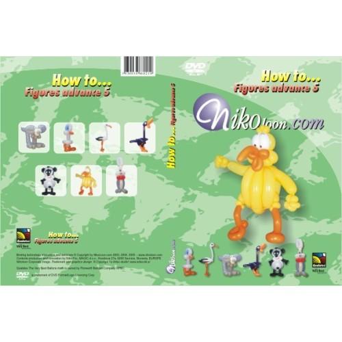 DVD - Zahtevnejše figure 5