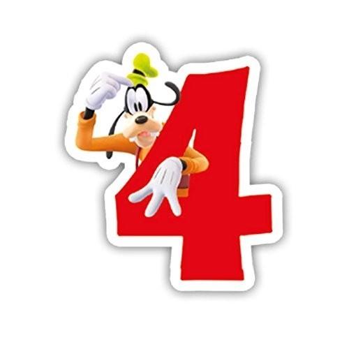 Mickey Mouse svečka 4